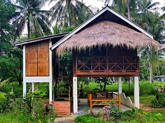 Long Beach Chalet, Koh Lanta