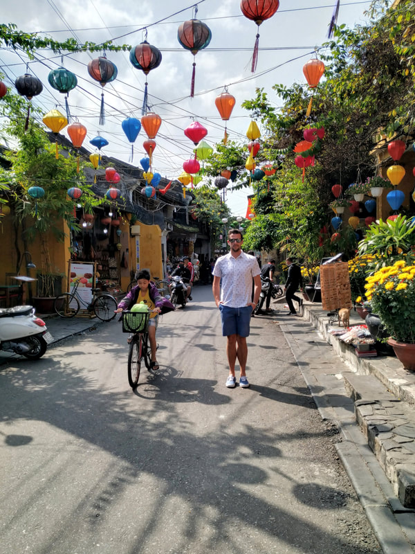 Cohica Travel Founder Ryan Hoi An